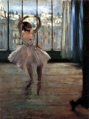 Ballerina dal fotografo